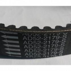 AD52-2179-S / 3MDP23A Aandrijfriem Aixam 721/741