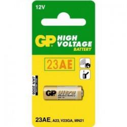 Batterij 12v t.b.v. afstandsbedining