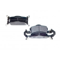 Remblokken set Microcar / Ligier voorzijde