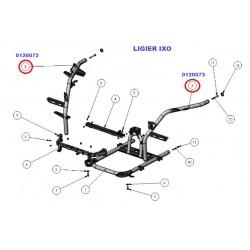 Framebuis Ligier IXO Rechts