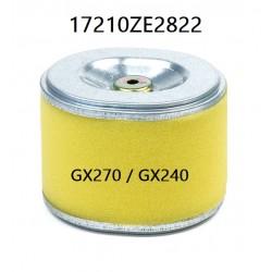 Luchtfilter Honda GX240K1, GX270, GX240     17210ZE2822