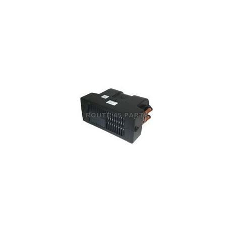 Kachelaanjager / radiateur JDM Titane 3