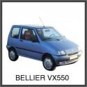 VX550